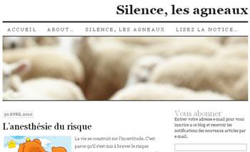 Silence, les agneaux