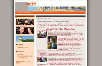 Arte Belgique