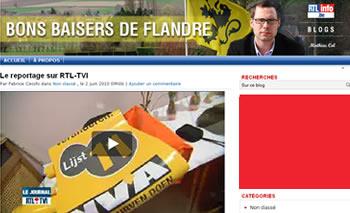 Bons baisers de Flandre