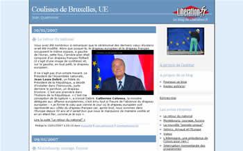 Les coulisses de Bruxelles