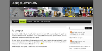 Le blog de Damien Detry