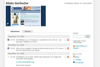 Le blog d'Alain Gerlache