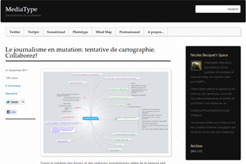MediaType / Journalisme en mutation