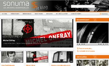 Sonuma, les archives audiovisuelles de la RTBF