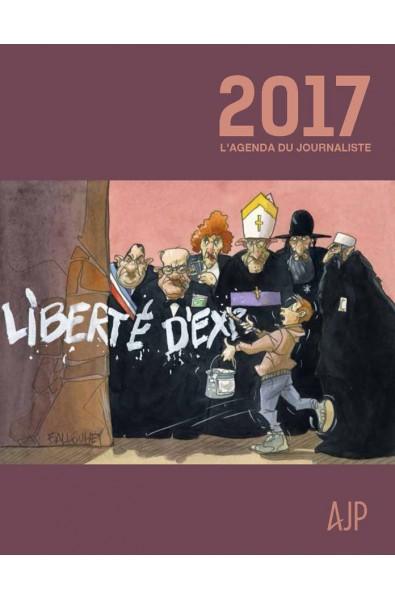 L'Agenda 2017 du journaliste