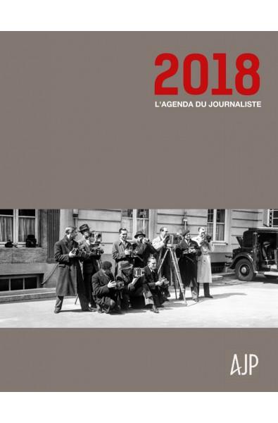 L'Agenda 2018 du journaliste